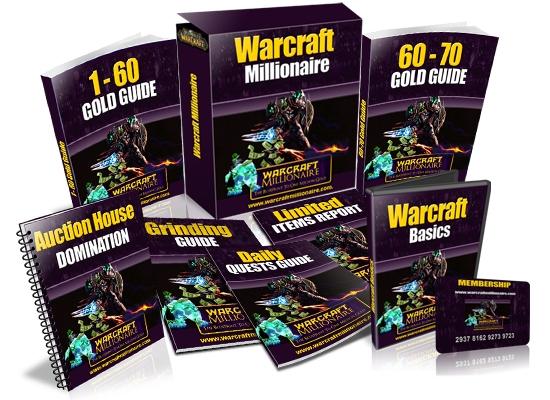 Warcraft Millionaire